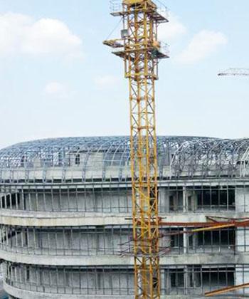 建筑楼顶应用案例