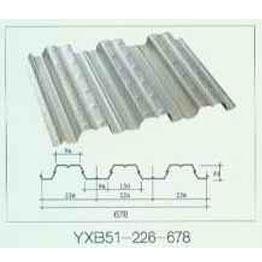 山西彩钢板678型